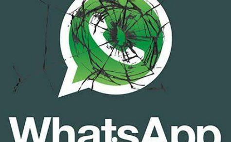 Weltweiter Ausfall von WhatsApp