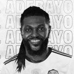 Emmanuel Adebayor spielt jetzt bei Olimpia