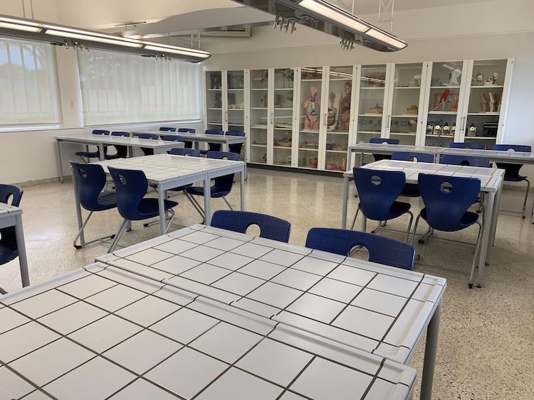Naturwissenschaftliches Kabinett - Goethe Schule Asuncion