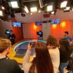 Paraguayische Journalistin ausgewählt, um im RND zu arbeiten