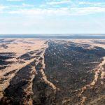 Ein Vorhaben von großer Tragweite: 101.000 Hektar großer Nationalpark
