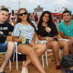 Strand San José: Das Epizentrum der Bewegung