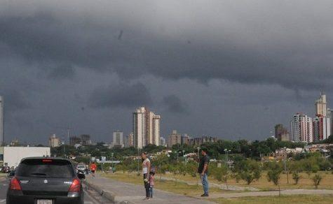 Wetterdienst warnt vor neuem Sturm