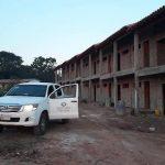 Staatsanwaltschaftliche Überprüfung in Wohnanlage durchgeführt