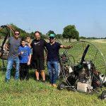 Gleitschirmflieger erzielen Rekord ohne Auftanken