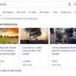 """Was wird am meisten in Google gesucht: """"Alkoholgel"""" und """"Das Ende der Welt"""""""
