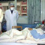 """Ärzte müssen """"Kriegsprotokoll"""" erstellen, wer überleben wird oder nicht"""