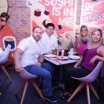 Nacionsushi öffnet seine Türen für Liebhaber asiatischer Küche