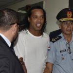 Erneute Verhaftung: Ronaldinho und sein Bruder vor Abreise gestoppt