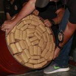 Auf dem Weg in den Chaco: Soldat mit einer halben Tonne Marihuana unterwegs
