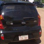 Uber-Fahrer tot aufgefunden