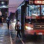 Das öffentliche Verkehrssystem vor dem Zusammenbruch