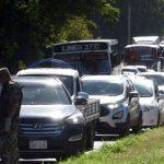 Verstöße gegen die Ausgangssperre: Fast 2.000 Personen verhaftet