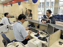 Gewinne der Banken brechen um 28% ein