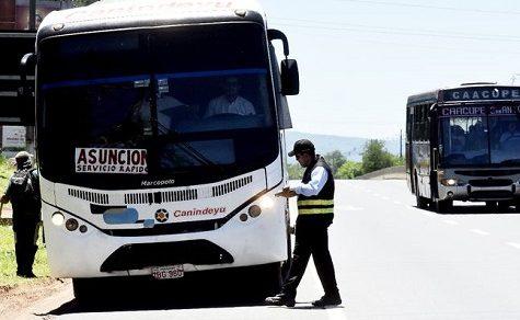 Von der Krise geplagte Busunternehmen