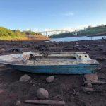 Grausames und Schätze am Grund des Rio Paraná entdeckt