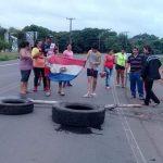 Der Hunger treibt die Menschen auf die Straße und sie werden sofort verhaftet