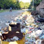 Seit zwei Wochen keine Müllabfuhr