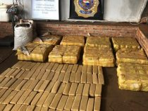 418 Kg Marihuana beschlagnahmt