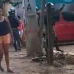 Ausgangssperre: Polizei missachtet Menschenrechte