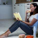 Zwanghafte Nahrungsaufnahme in der Quarantäne