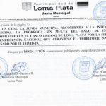 Chaco: Grundsteuer-Stundung bis Ende Juni