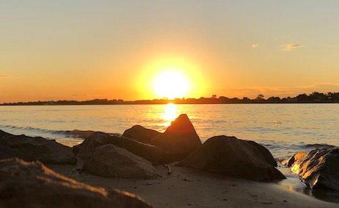 Wasserstand des Paraguay-Flusses geht weiter zurück