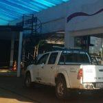 Unbekannte überfallen Tankstelle