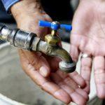 Bei voller Pandemie gravierende Probleme mit der Wasserversorgung