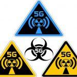 5 G Antennen verursachen Kopfschmerzen