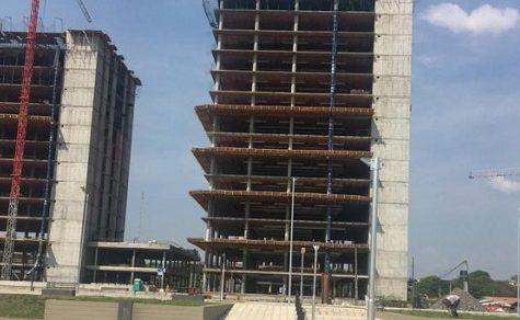 Arbeiter stirbt nach Sturz aus dem 12. Stock