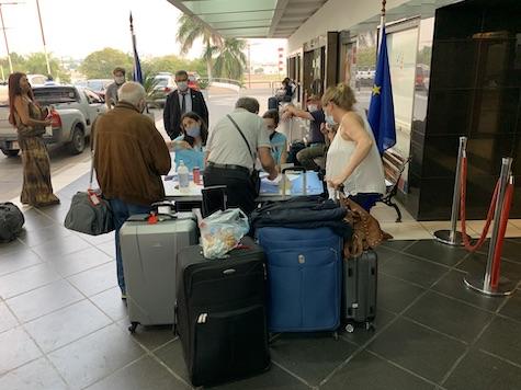 Was Deutsche nach der Rückreise für Quarantäne erwartet