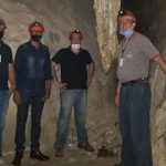 Vandalen in Höhlen