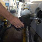 Kraftstoffpreise sinken