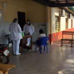 Mennoniten unterstützen Bau des Gesundheitszentrums in Campo 9