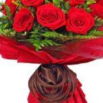 Rosen für die Mütter, aber kein Besuch