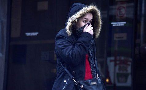 Unwetter und Kaltfront angekündigt