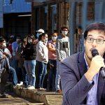 Vor einem zweiten Wuhan gewarnt