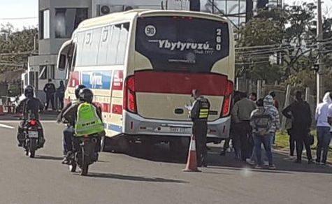 Plötzlicher Tod nach Busfahrt