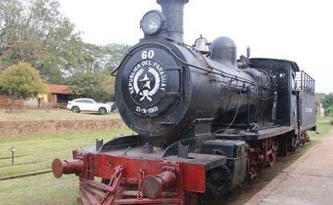 Die 156 Jahre alte Lokomotive ist betriebsbereit
