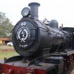 Lokomotive N° 60 wieder tüchtig am Schnaufen