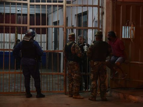 Bislang ungeklärter Doppelmord hinter Gitter