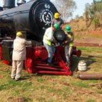 Reaktivierte Dampflokomotive soll keine 156 Jahre alt sein