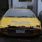 Die leidige Geschichte eines Ferrari Dino 208 GT 4 in Paraguay