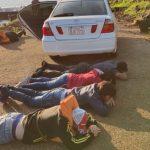 Über 200 Festnahmen wegen Illegaler Einreise