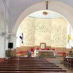 Die schlimmsten Ausbrüche von Covid-19 ereigneten sich in Kirchen