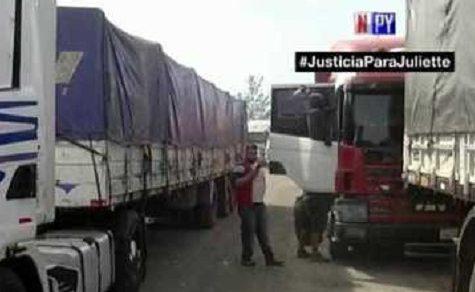 LKW-Fahrer müssen in Quarantäne