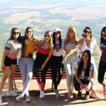 Models auf dem Berg in Zeiten von Covid-19