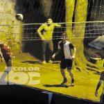 Fußball und Spieler in der Krise