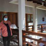 Das Leben unter Quarantäne in einem Hotel